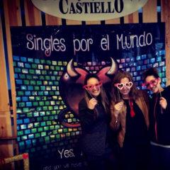 """Fiesta """"Singles por el Mundo"""""""